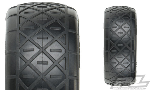 "Pro-Line Shadow 2.2"" 4WD S4 (Super Soft) Off-Road Buggy Front Tires 8294-204"