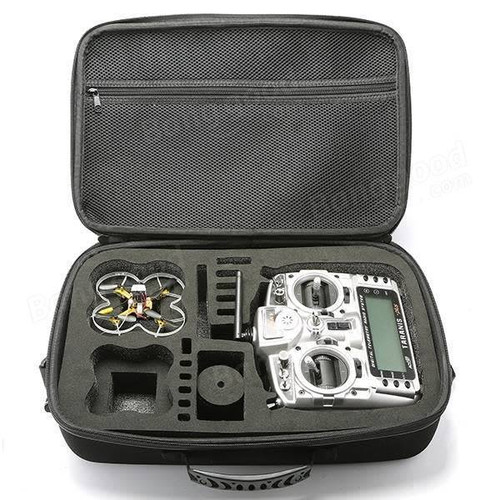 Backpack Carrying Bag Case for Blade Inductrix Tiny Whoop Eachine QX90 E010 and Taranis X9D