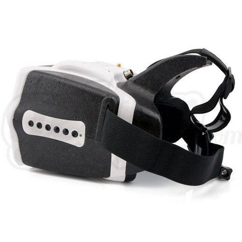 SKYZONE SJ - V01 5.8G 40CH 7 inch 1280 x 800 FPV Goggle Headset Video Glass with HDMI Input