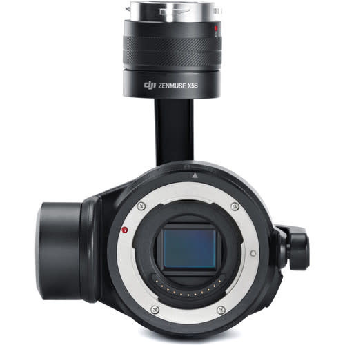 ZENMUSE X5S Lens Excluded