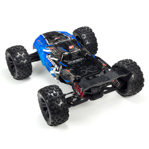 Arrma KRATON 6S 4WD BLX 1/8 Speed Monster Truck RTR Blue ARA8608V5T2