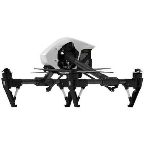 DJI Inspire 1 v2.0 Quadcopter Aircraft only (No Remote/Charger/Camera/Battery)