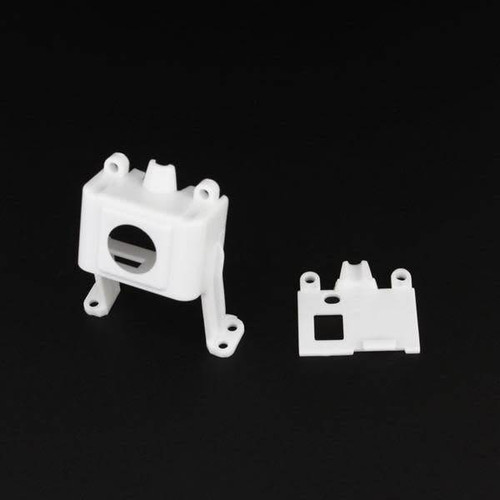 Babyhawk Parts - Front And Back Shell Of Camera Support White