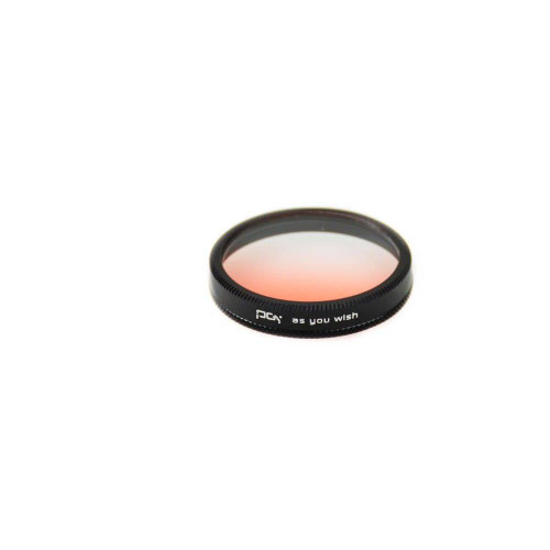 PGYTECH 4pcs set filters for DJI INS 1/OSMO X3 Case Red Blue Orng Gray graduated