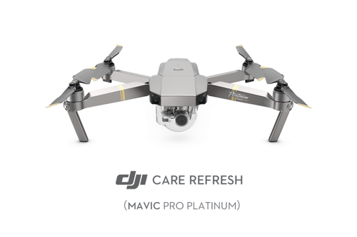 DJI Care Refresh for Mavic Pro Platinum Digital Code
