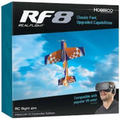 REALFLIGHT 8 INTERLINK-X MD2