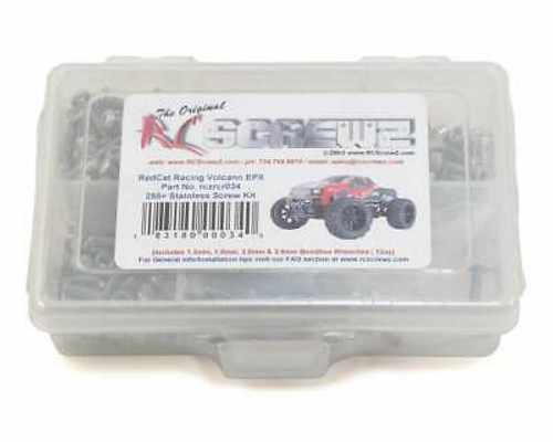 RCScrewz Arrma RC Kraton BLX 1/8th Metal Shielded Bearings (arrm007b)