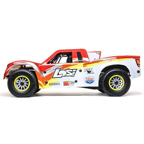 TEAM LOSI Super Baja Rey 1:6 4wd Electric Desert Truck RTR RED