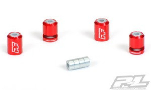 Crosshair Magnetic Body Mounting Kit for Most On-Road RC Bodies