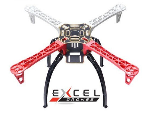 F450 A450 Q450 4-Axis Quadcopter Frame No landing Gear