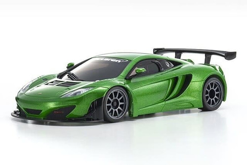 KYOSHO 32244MG-B MR-03S2 McLaren 12C GT3 2013 Synergy Green RS (32244MG)