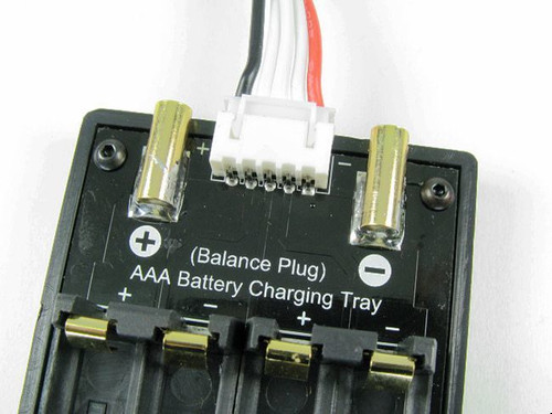 PN Racing Mini-Z AAA Charging Tray with Balance Plug