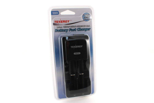 Tenergy TN270 Li-ion 18500/18650/14500 Fast Battery Charger