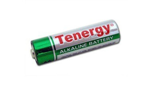 Tenergy 1.5V Alkaline AA Battery 1 pcs