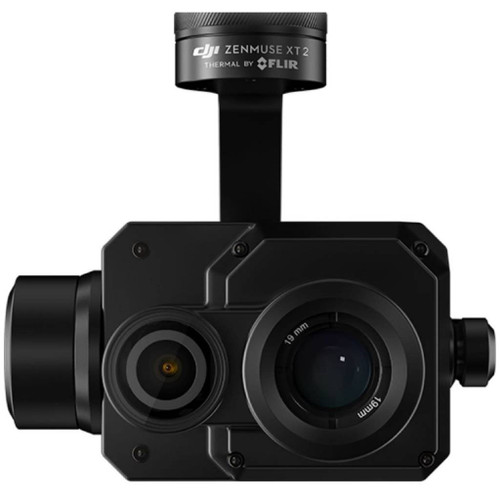 ZENMUSE XT2 ZXT2B19SR 9Hz Frame rate 336x256 Resolution 19mm Lens DJI Dual Thermal Camera