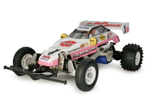 TAMIYA RC THE FROG 1/10 Re-Release
