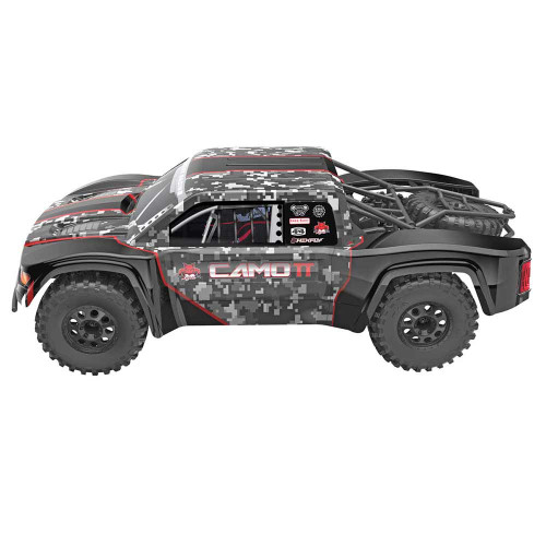 Redcat Camo TT 1/10 Scale Brushless Electric Trophy Truck