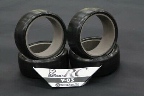 Vertex-RC Drift Racing Tire V-03 (V-03)