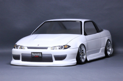 Pandora RC (PAB-2110) NISSAN SILEIGHTY S15 UNPAINTED Body Only