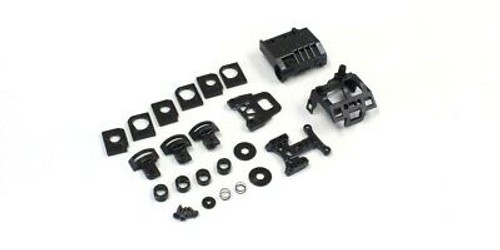 Kyosho (MZ217) Motor case set/MM2type(for MR-03)