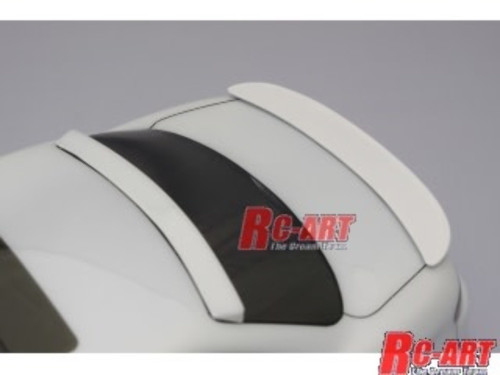 RC Art(ART6013) Rear Roof Wing and Trunk Spoiler Set TYPE-1.