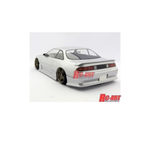 RC Art(ART6024) Outsuka Kaze ZX S14 Late Term Rear Bumper.