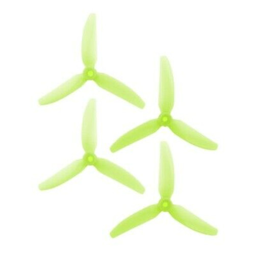 HQ Durable Prop  3X3X3 Light Green (2CW+2CCW)-Poly Carbonate