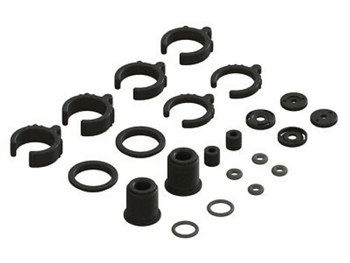 ARRMA AR330451 Composite Shock Parts/O-Ring Set (2)