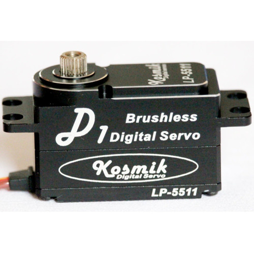 Kosmik LP-5511 D1 Low profile High Speed Brushless Servo for Drift