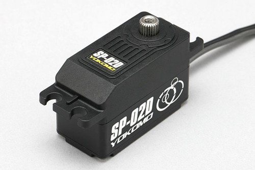 Yokomo Sp-02D RWD Drift Spec Servo (LOW PROFILE/CORELESS)(Sp-02D)