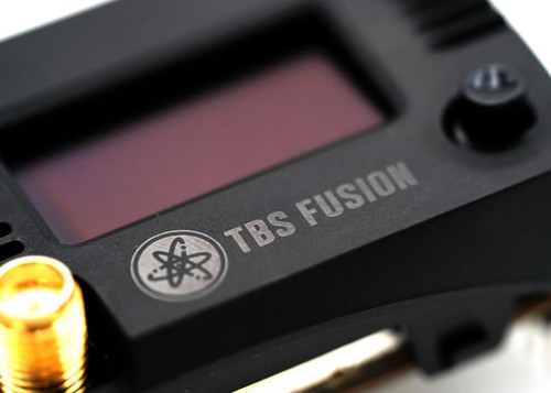 TBS Fusion Cover - Black
