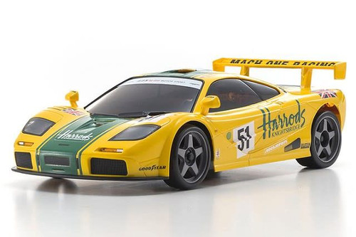 KYOSHO  MINI-Z MR-03S2 McLaren F1 GTR No. 51 LM 1995 RS 32243HR