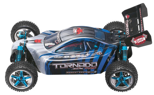 Redcat Racing Tornado EPX PRO 1/10 Scale Brushless Buggy Blue/Silver
