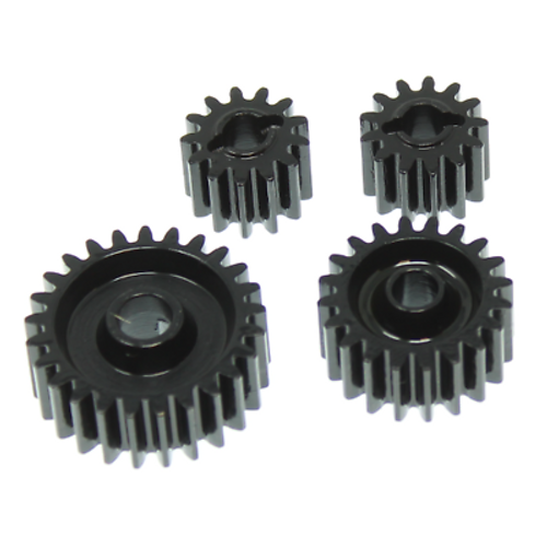 RedCat CNC Steel Gear Set for Gen8 Transmission and Transfer Case