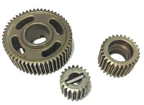 RedCat Steel transmission gear set (20T, 28T, 53T)