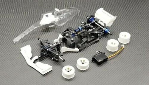 GL Racing GLF-1-001-NES GLF-1 RWD Chassis- (Without RX,ESC)