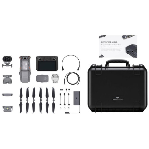 DJI Mavic 2 Enterprise Dual with Smart Controller & Shield Basic Plan Kit