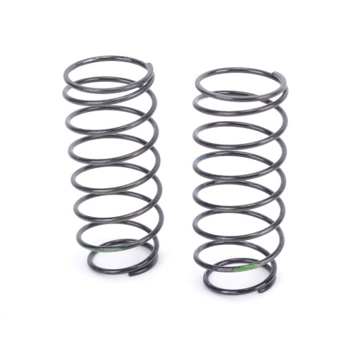 Core RC Big Bore Spring; Med Green - 3.4 (Pair) CR181