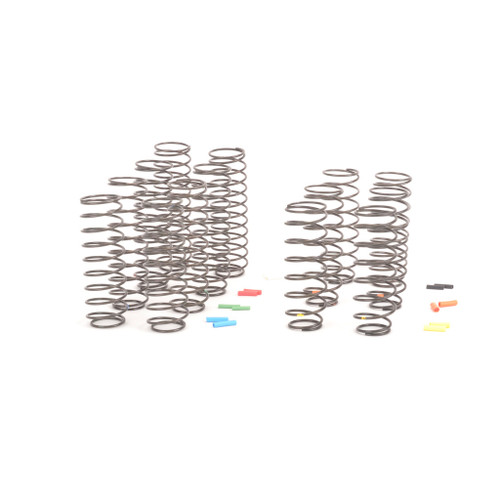 CORE RC Big Bore Spring Tuning Set; Long 7 (Pair) CR178