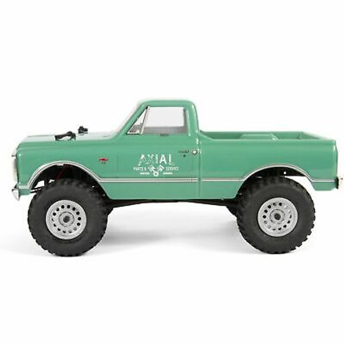 Axial SCX24 1967 Chevrolet C10 1/24 4WD RTR  Light Green