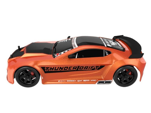 Redcat Racing Thunder Drift On Road Belt Drive Car Metallic Orange