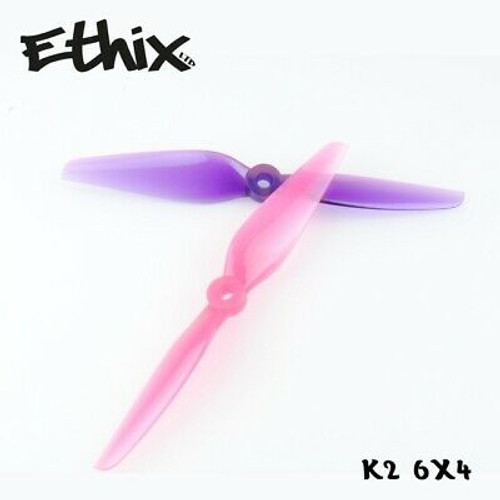 Ethix K2 Bubble Gum  (2CW+2CCW)-Poly Carbonate