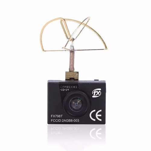 FX FX798T 5.8G 25mW 40CH NTSC Mini Transmitter Camera Combo For the tiny whoop and other small quads