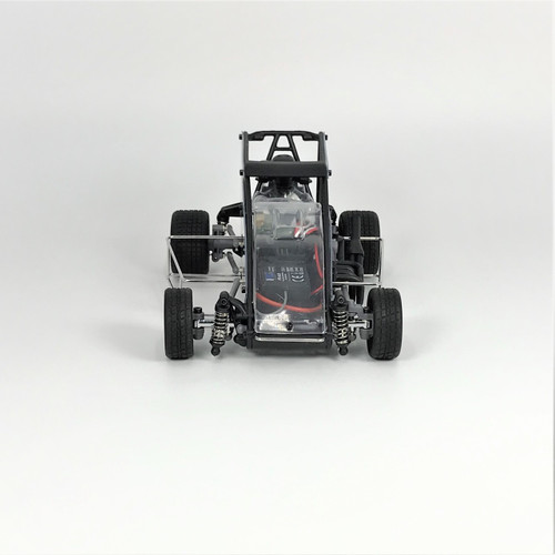 1RC Racing 1/18 Midget 2.0, Clear, RTR