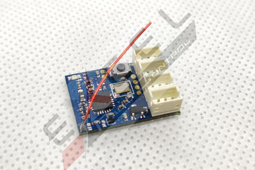 DasMikro DSK-144 AFHDS3 Micro 4CH Receiver for FLYSKY Noble NB4