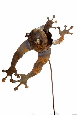 N51J Deme Jumping Frog w/ rod