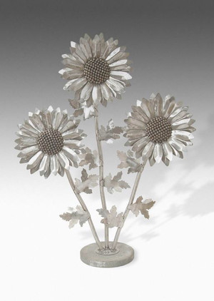 Daisy (Small, Stainless Steel)