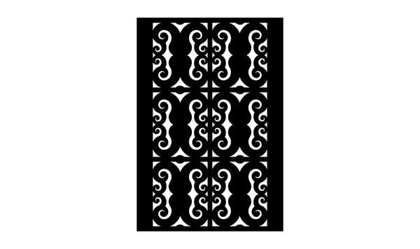 Gate Scroll Panel 27