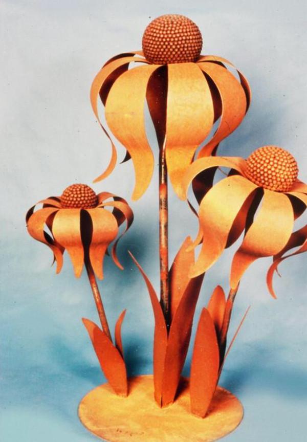 Impression of an Echinacea (Large)