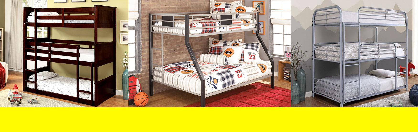Bunk Beds at H&H